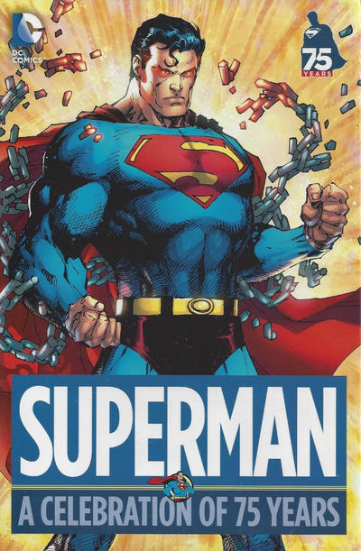 Cover for Superman: A Celebration of 75 Years (DC, 2013 series)