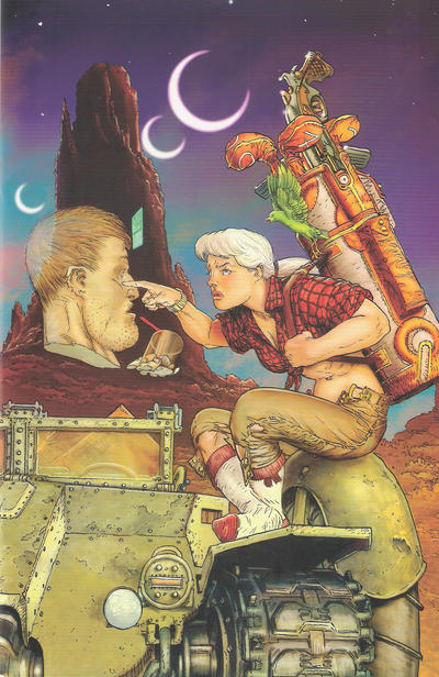 Cover for Starstruck (IDW, 2009 series) #2