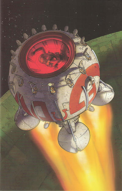 Cover for Starstruck (IDW, 2009 series) #6