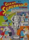Cover for Giant Superman Album (K. G. Murray, 1963 ? series) #4
