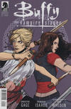 Cover Thumbnail for Buffy the Vampire Slayer Season 10 (2014 series) #2 [Rebekah Isaacs Variant Cover]