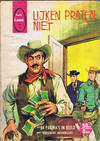 Cover for Lasso (Nooit Gedacht [Nooitgedacht], 1963 series) #74