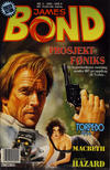 Cover for James Bond (Semic, 1979 series) #2/1992
