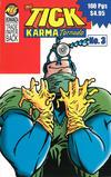 Cover for The Tick: Karma Tornado Bonanza (New England Comics, 1999 series) #3