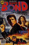Cover for James Bond (Semic, 1979 series) #3/1992