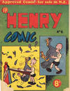 Cover for Henry (Feature Productions, 1950 ? series) #6