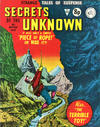 Cover for Secrets of the Unknown (Alan Class, 1962 series) #142