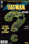 Cover for Batman (Panini Deutschland, 2012 series) #32 (97)