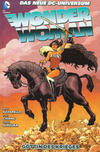 Cover for Wonder Woman (Panini Deutschland, 2012 series) #5 - Göttin des Krieges