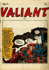 Cover for Valiant (Bell Features, 1951 series) #11