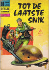 Cover for Strijd Classics (Classics/Williams, 1964 series) #1113 [Herdruk 1971]