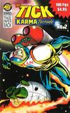Cover for The Tick: Karma Tornado Bonanza (New England Comics, 1999 series) #2