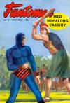 Cover for Fantomen (Semic, 1963 series) #21/1959