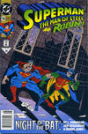 Cover Thumbnail for Superman: The Man of Steel (1991 series) #14 [Newsstand Edition]