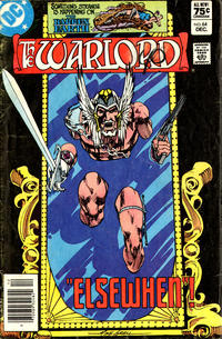 Cover for Warlord (DC, 1976 series) #64 [Direct Sales]