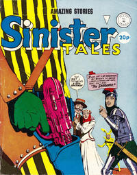 Cover Thumbnail for Sinister Tales (Alan Class, 1964 series) #183