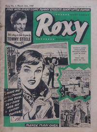 Cover Thumbnail for Roxy (Amalgamated Press, 1958 series) #1