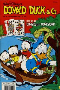 Cover Thumbnail for Donald Duck & Co (Hjemmet / Egmont, 1948 series) #46/1990