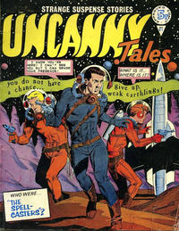 Cover Thumbnail for Uncanny Tales (Alan Class, 1963 series) #81