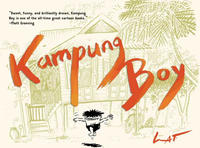 Cover Thumbnail for Kampung Boy (First Second, 2006 series)