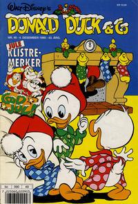 Cover Thumbnail for Donald Duck & Co (Hjemmet / Egmont, 1948 series) #49/1990