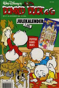 Cover Thumbnail for Donald Duck & Co (Hjemmet / Egmont, 1948 series) #47/1990