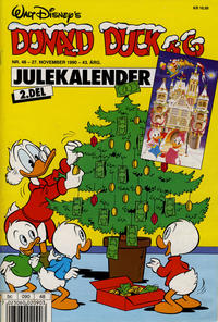 Cover Thumbnail for Donald Duck & Co (Hjemmet / Egmont, 1948 series) #48/1990