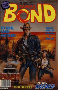 Cover Thumbnail for James Bond (Semic, 1979 series) #7/1992