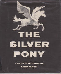 Cover Thumbnail for The Silver Pony (Houghton Mifflin, 1973 series)