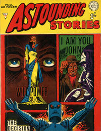 Cover Thumbnail for Astounding Stories (Alan Class, 1966 series) #48