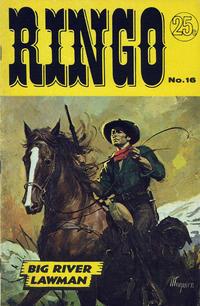 Cover Thumbnail for Ringo (K. G. Murray, 1967 series) #16