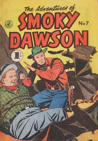 Cover Thumbnail for The Adventures of Smoky Dawson (K. G. Murray, 1956 ? series) #7