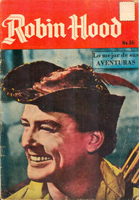 Cover Thumbnail for Robin Hood (Export Newspaper Service, 1955 ? series) #16
