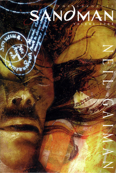 Cover for The Absolute Sandman (DC, 2006 series) #4