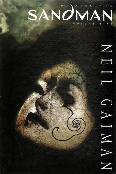 Cover for The Absolute Sandman (DC, 2006 series) #5