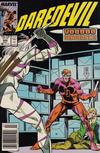 Cover for Daredevil (Marvel, 1964 series) #244 [Direct]