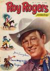 Cover for Roy Rogers (Serieforlaget / Se-Bladene / Stabenfeldt, 1954 series) #5/1954