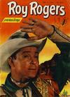Cover for Roy Rogers (Serieforlaget / Se-Bladene / Stabenfeldt, 1954 series) #1/1955