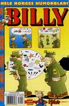 Cover for Billy (Hjemmet / Egmont, 1998 series) #2/2015