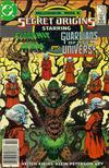 Cover for Secret Origins (DC, 1986 series) #23 [Newsstand]