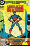 Cover for Secret Origins (DC, 1986 series) #29 [Newsstand]