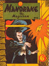 Cover for Mandrake the Magician (Feature Productions, 1950 ? series) #9