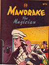 Cover for Mandrake the Magician (Feature Productions, 1950 ? series) #11