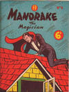Cover for Mandrake the Magician (Feature Productions, 1950 ? series) #5
