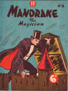 Cover for Mandrake the Magician (Feature Productions, 1950 ? series) #8