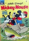 Cover for Walt Disney's Mickey Mouse (W. G. Publications; Wogan Publications, 1956 series) #33