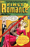 Cover for First Romance (Magazine Management, 1952 series) #12