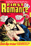 Cover for First Romance (Magazine Management, 1952 series) #14