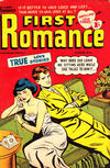 Cover for First Romance (Magazine Management, 1952 series) #6