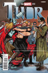 Cover Thumbnail for Thor (2014 series) #4 [Salvador Larroca Welcome Home Variant]